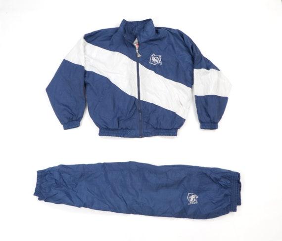 90s Penn State University 2 Piece Warm Up Jacket J