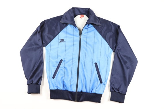 80s New Patrick Argentina Full Zip Warm Up Soccer