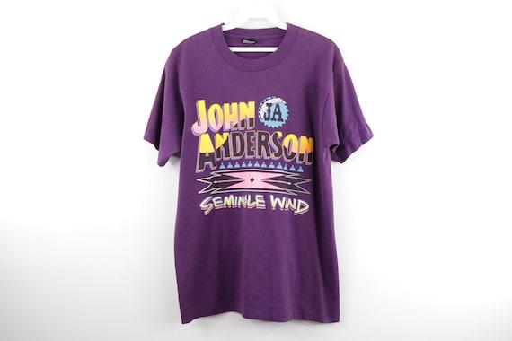 90s Country Music John Anderson Seminole Wind Tour