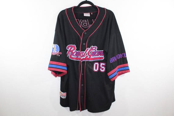 Vintage Negro Leagues Brooklyn Royal Giants Baseball Jersey  6ec4665181939