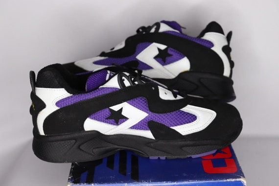 90s New Converse Cons React Rapid Trainer II Athl… - image 8