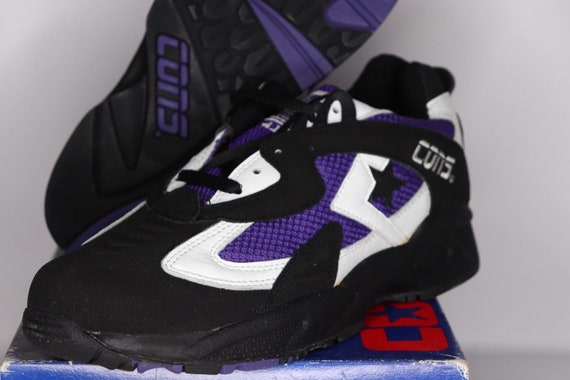 90s New Converse Cons React Rapid Trainer II Athl… - image 3