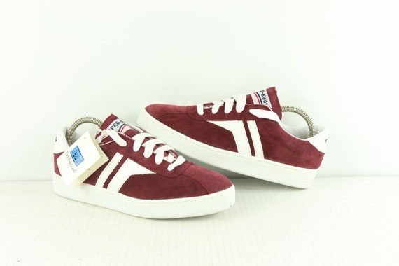 90s Deadstock Keds Pro Keds Suede Leather Sneakers