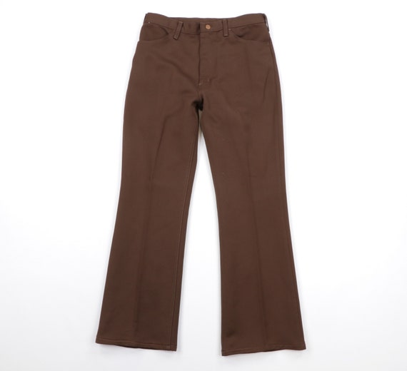 70s Wrangler Boot Cut Western Fit Casual Pants Bro