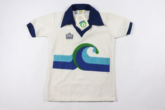 Vintage 80s New Admiral Youth Large California Sur