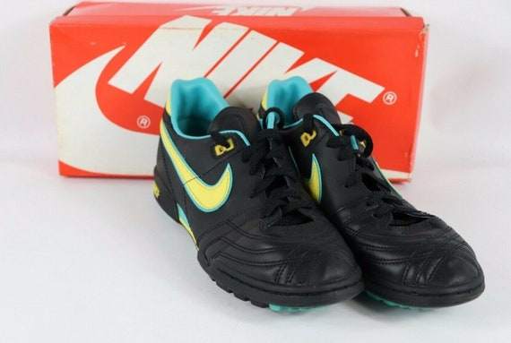 80s New Nike Firestar Indoor Turf Soccer Shoes Tra