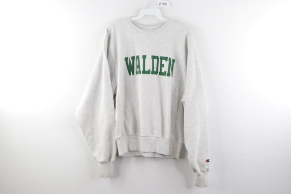 90s Champion Reverse Weave Walden Henry David Thor