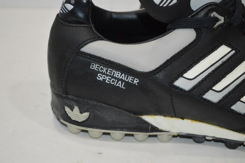 SELTENE 80'ER ADIDAS SneakerTurnschuheSchuhe *SAMBA* Gr:40 23 gut eingetragen
