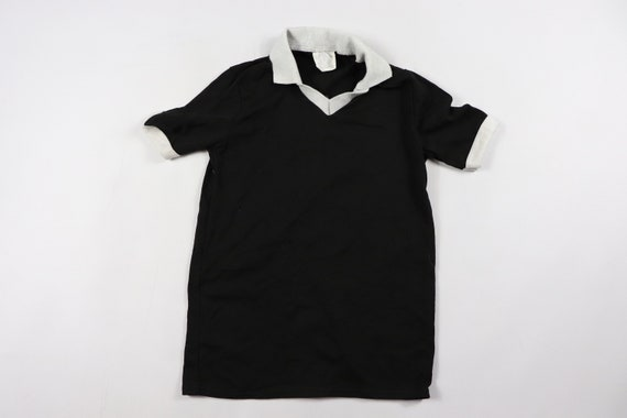70s New Merrygarden Youth Large Short Sleeve Colla