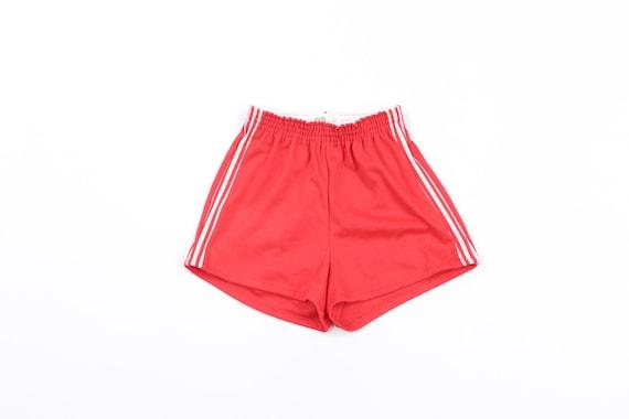 NOS 70s Pele Cotton Blend Striped Running Jogging