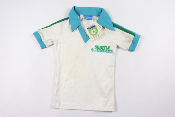 80s New Youth Medium Seattle Sounders NASL Soccer