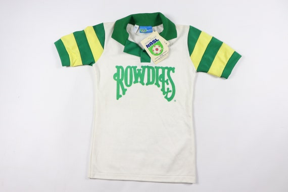 80s New Youth Large Tampa Bay Rowdies NASL Soccer