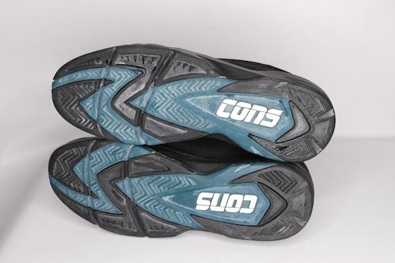 90s New Converse Cons Speedpull MId Basketball Sh… - image 8