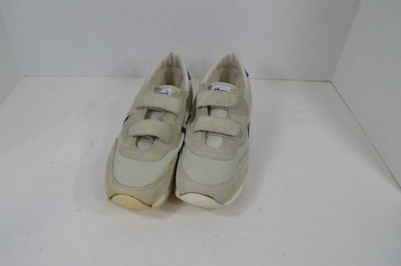 80s CONVERSE New Mens Size 7.5 Adjustable Strap S… - image 5