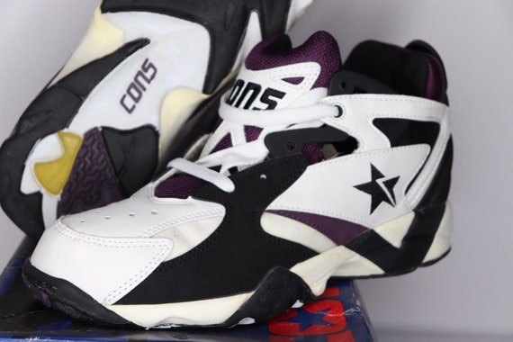 90s New Converse Cons React 24/7 Lo Cross Trainer… - image 4