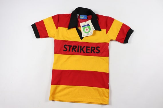 80s New Youth Large Fort Lauderdale Strikers NASL