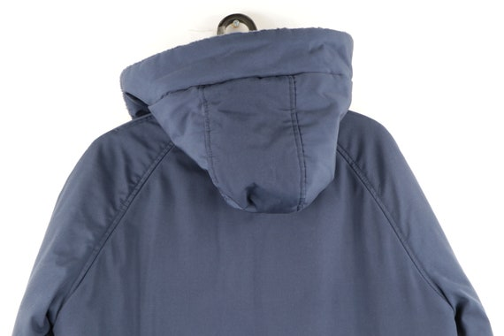 70s Sears Field Master Hooded Lined Parka Jacket … - image 7