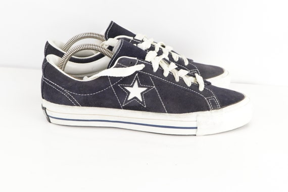 70s NOS Converse One Star Suede Ox Low Top Sneake… - image 3