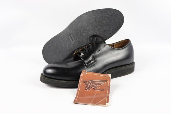 80s New Red Wing Shoes 101 Postman Oxford Chaparra