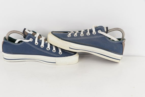 90s NOS Converse All Star Low Bowling Sneakers Sh… - image 5