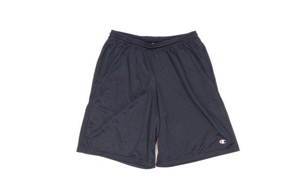 90s Champion Classic Logo Mesh Athletic Dad Shorts