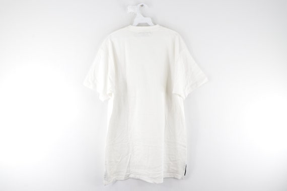 90s Rockabilly Blank Short Sleeve Pocket T-Shirt … - image 6