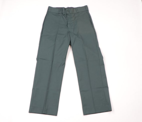 70s SetloWear by Dickies Flat Front Mechanic Pants