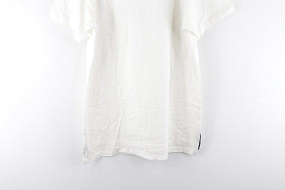 90s Rockabilly Blank Short Sleeve Pocket T-Shirt … - image 8