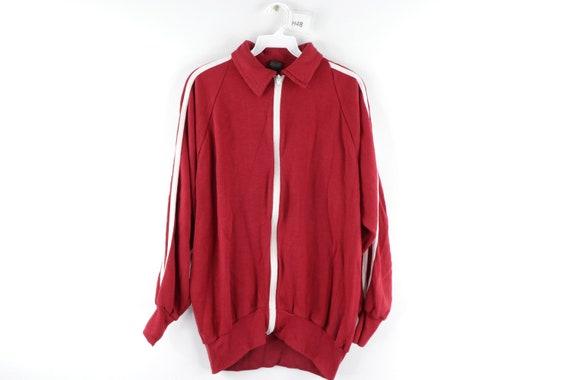 80s Wrangler Streetwear Full Zip Warm Up Track Jac