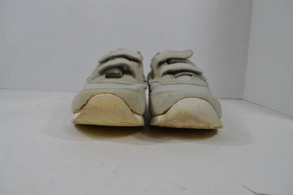 80s CONVERSE New Mens Size 7.5 Adjustable Strap S… - image 6
