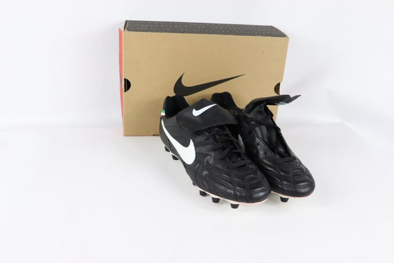 90s New Nike Tiempo Pro M Leather Soccer Shoes Cle