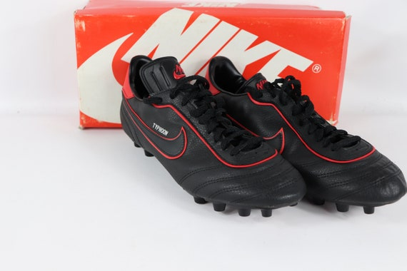80s New Nike Typhoon M Soccer Cleats Shoes Boots B
