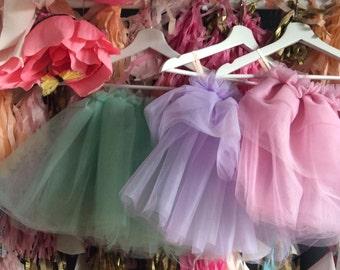 Dreamy Tutu Skirts