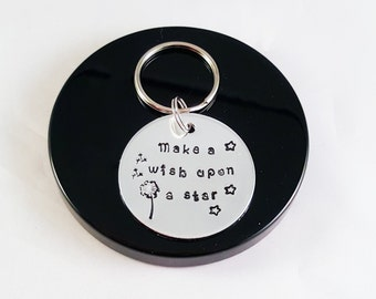 She Who Must Be Obeyed Little Wishes Metallic Keyring Lovely Gift Idea