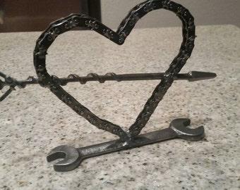 Metal Art Valentine Heart