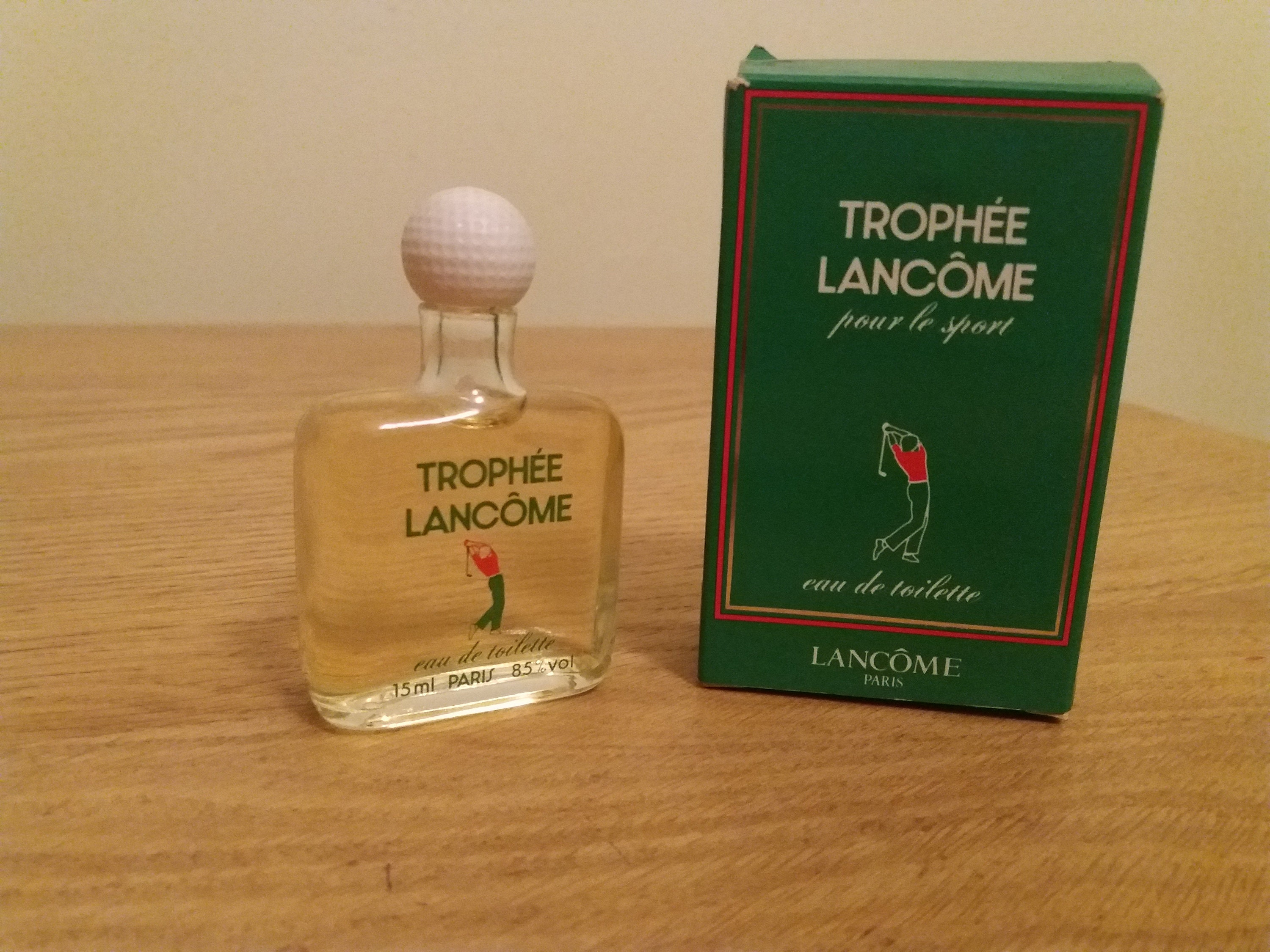 Men Box Bottle In De Parfum 1982 Mini Tropheé Full Collectible Sport Perfume 15ml Edt Mignon Lancome 5oz Rare Pour Miniature pqMSUzVG