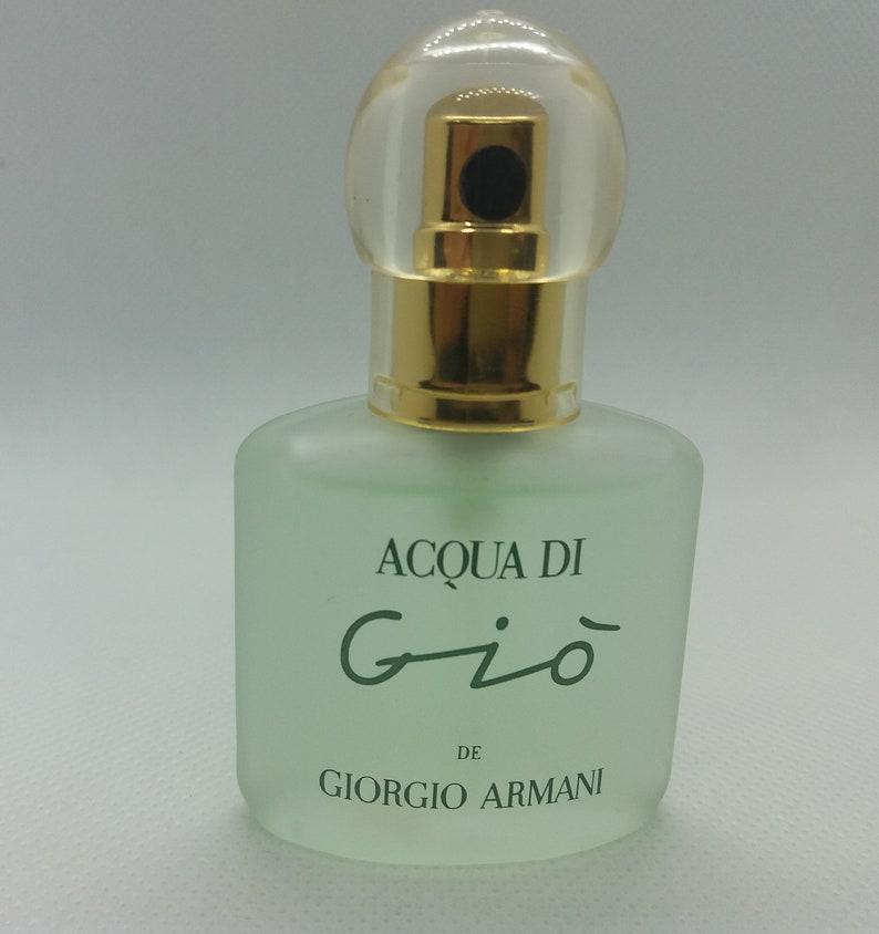 Acqua Di Gio By Giorgio Armani Eau De Toilette Parfum Perfume Etsy