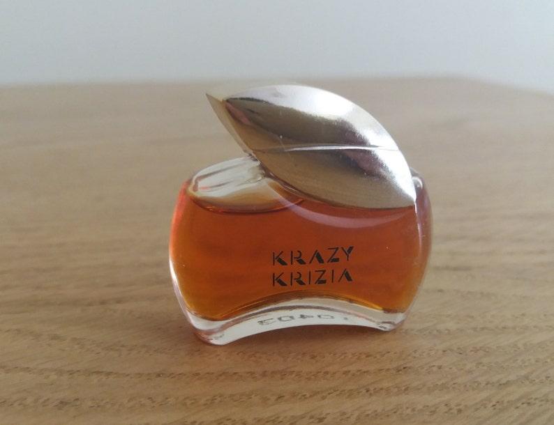 Donna Krizia Toilette Profumo Eau Krazy ParfumEtsy De Miniatura SUjqpLGzVM