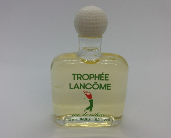 Men Le Fragrancemini De Edt 15 Mlfull Lancôme Parfum Pour Trophée Sporteau Toilette1982 Perfume Profumo Miniature PkXZuTOi