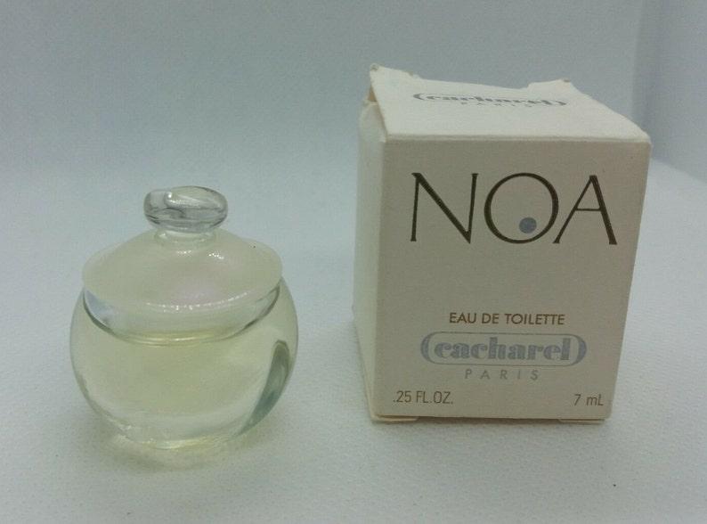 0 Cacharel De 7ml Mignon Women Parfum 1998 Mini Oz Bottle Eau Toilette Miniature Perfume Profumo Noa 25 Full Collectible By QrxhsCtd
