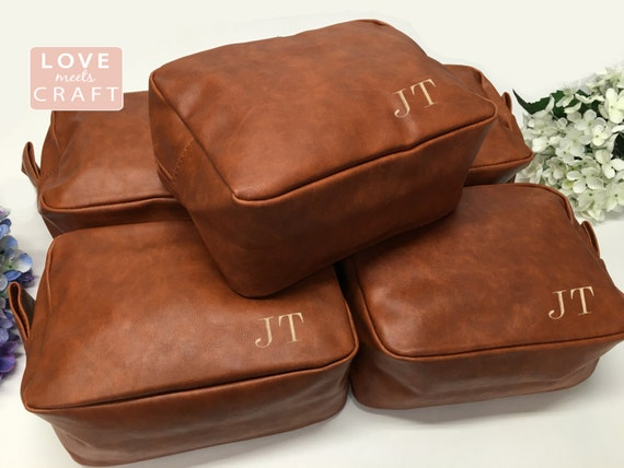Groomsmen Gift Groom Proposal Men s Shaving Bag Toiletry   Etsy 013911748e