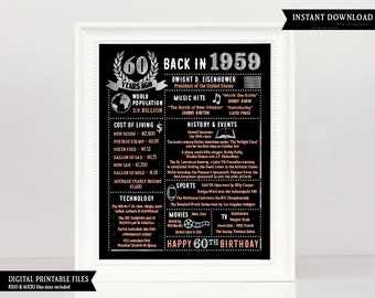 Gift For 60th Birthday Gifts Women Decoration Mom Turning Sixty Big 60