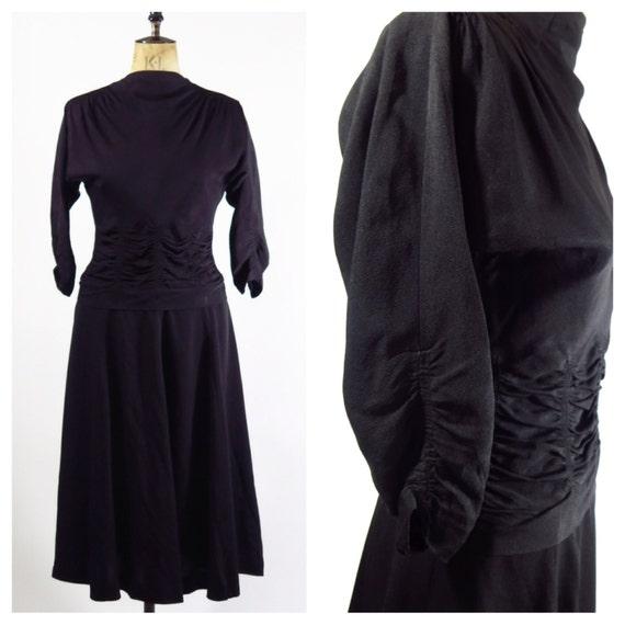 Original 1940s Dress