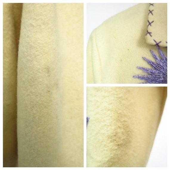 Original Vintage 1950s Mexican Souvenir Jacket - image 10