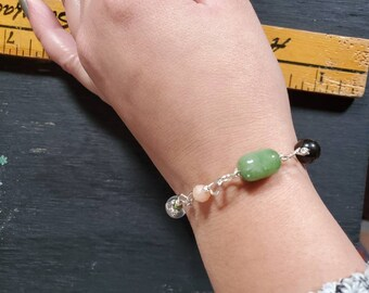 Crystal Moon Bracelets