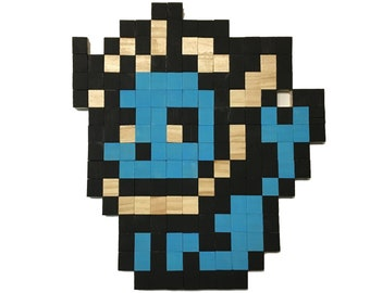 Evoli pixel art