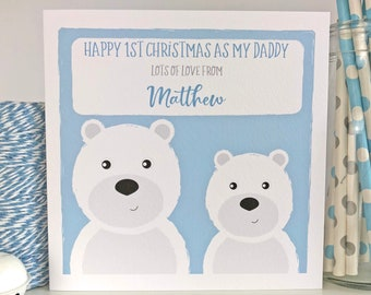 Grandparents and Godparents Me To You Christmas Cards for Mum and Dad