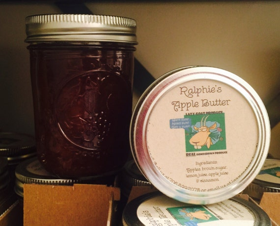 Fruit Butters