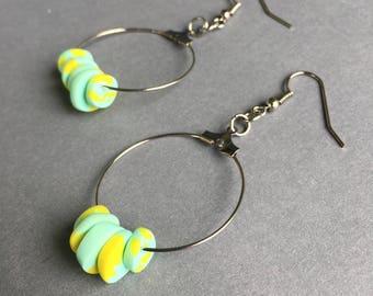Piña Colada Earrings