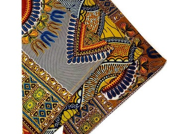 Set of Three Handmade African Print Pocket Squares| Father And Son Gift| Birthday Gift| Friends giving Handkerchiefs